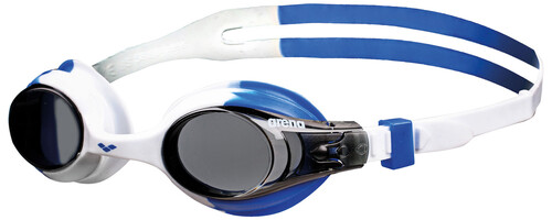 arena X-Lite Goggles Kids blue white-smoke 2018 Schwimmbrillen Qgyp6